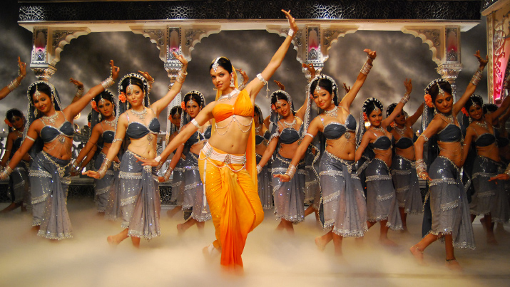 Still image from Om Shanti Om