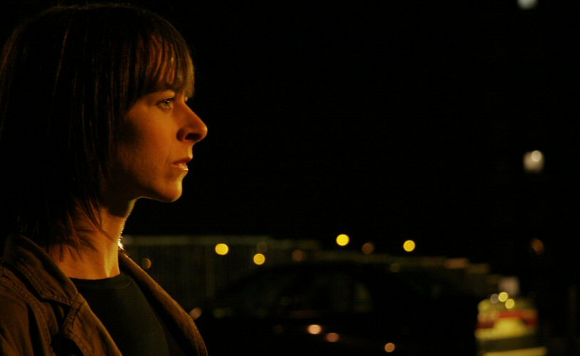 Still image from Andrea Arnold's Red Road.