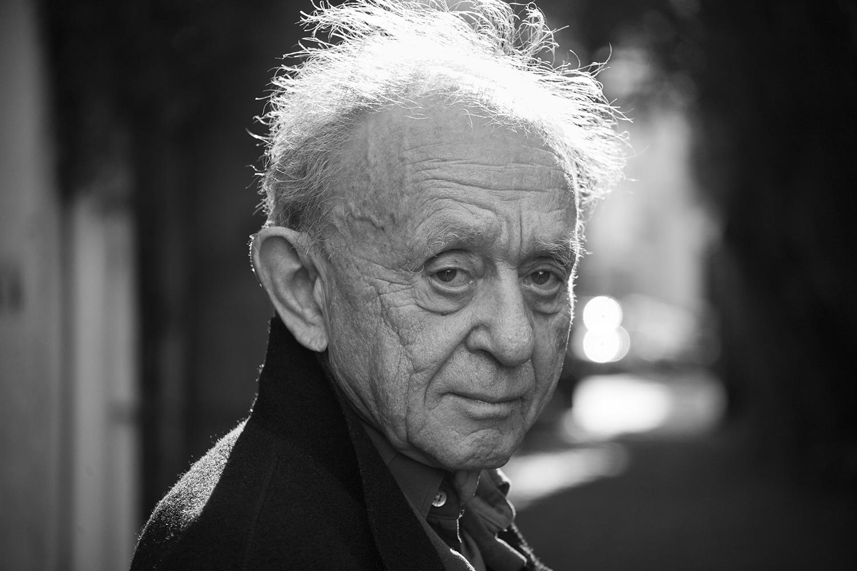 Frederick Wiseman [Photo: Erik Madigan Heck]