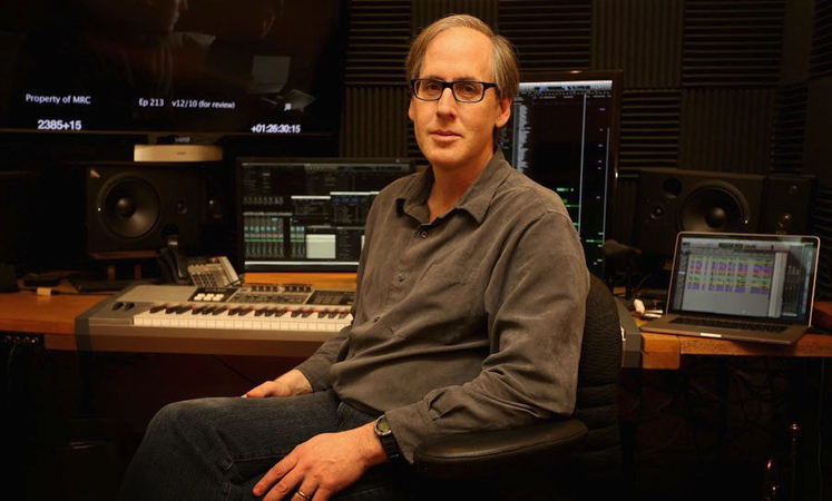 Composer Jeff Beal