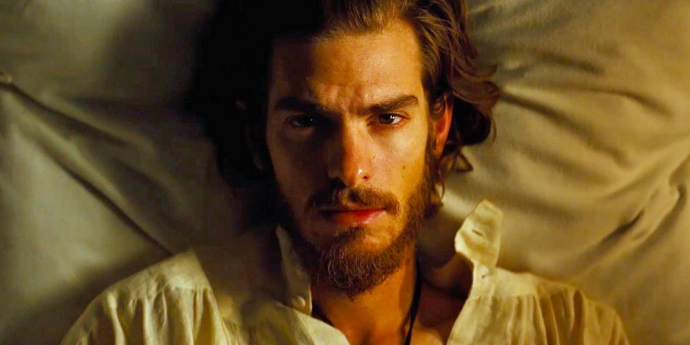 Ferreira (Andrew Garfield) in Silence