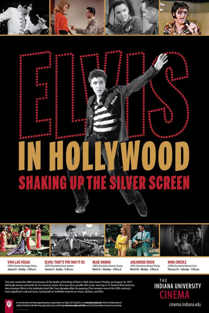 Elvis in Hollywood: Shaking Up the Silver Screen
