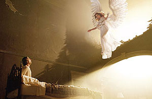 Justin Kirk and Emma Thompson - Angels in America (2003)