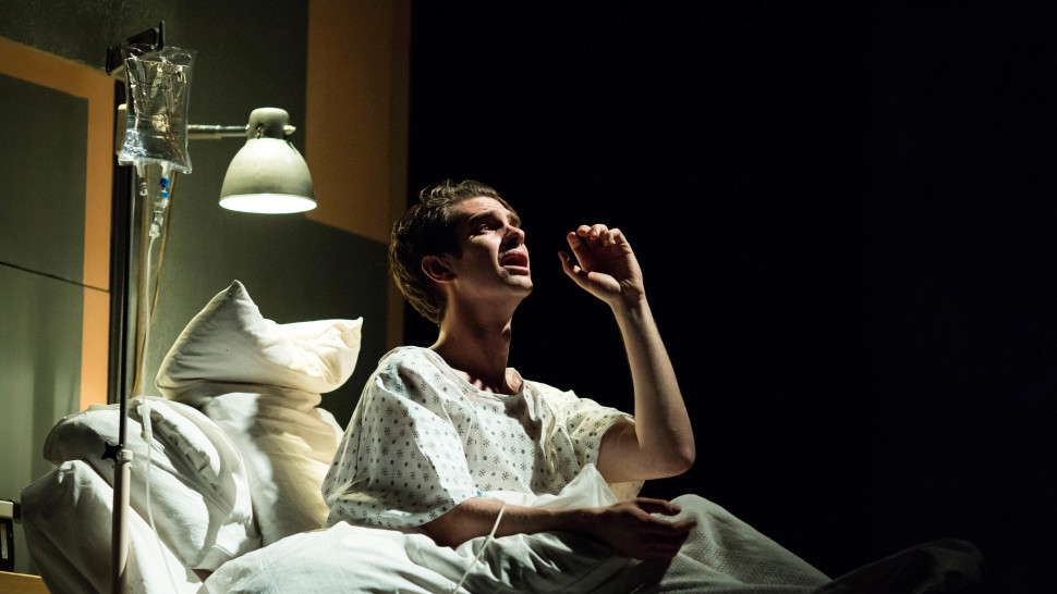 Andrew Garfield in Angels in America (2017)