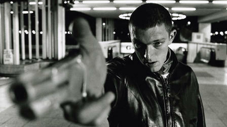 Vinz in La Haine