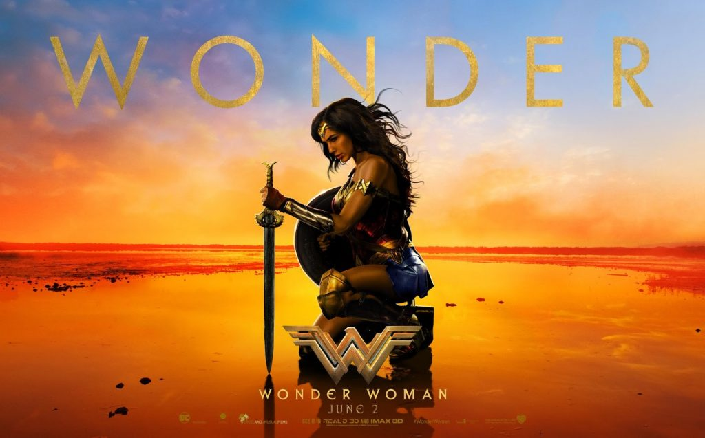 Poster for Wonder Woman (2017)