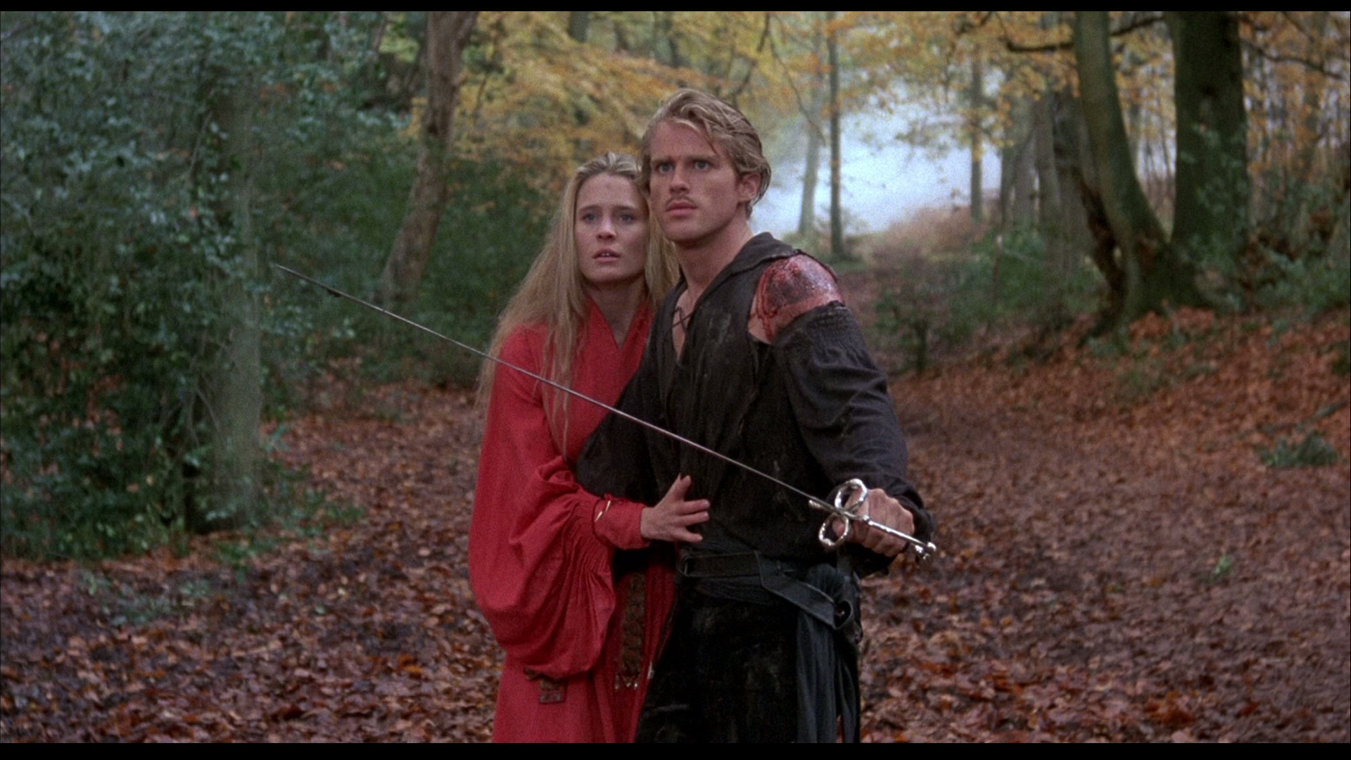 Still from Rob Reiner's The Princess Bride (1987)