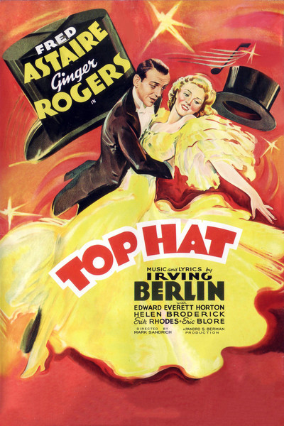 Poster for Top Hat.