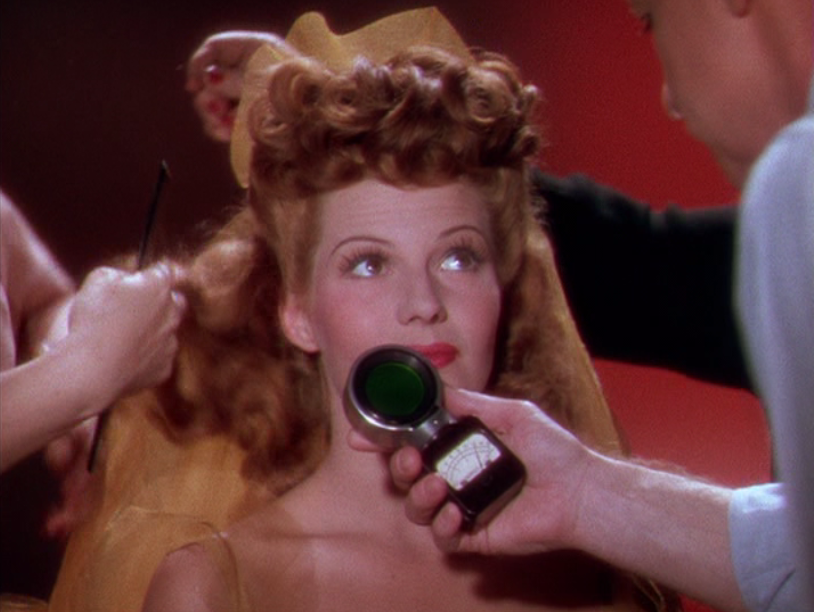 Rita Hayworth in Cover Girl
