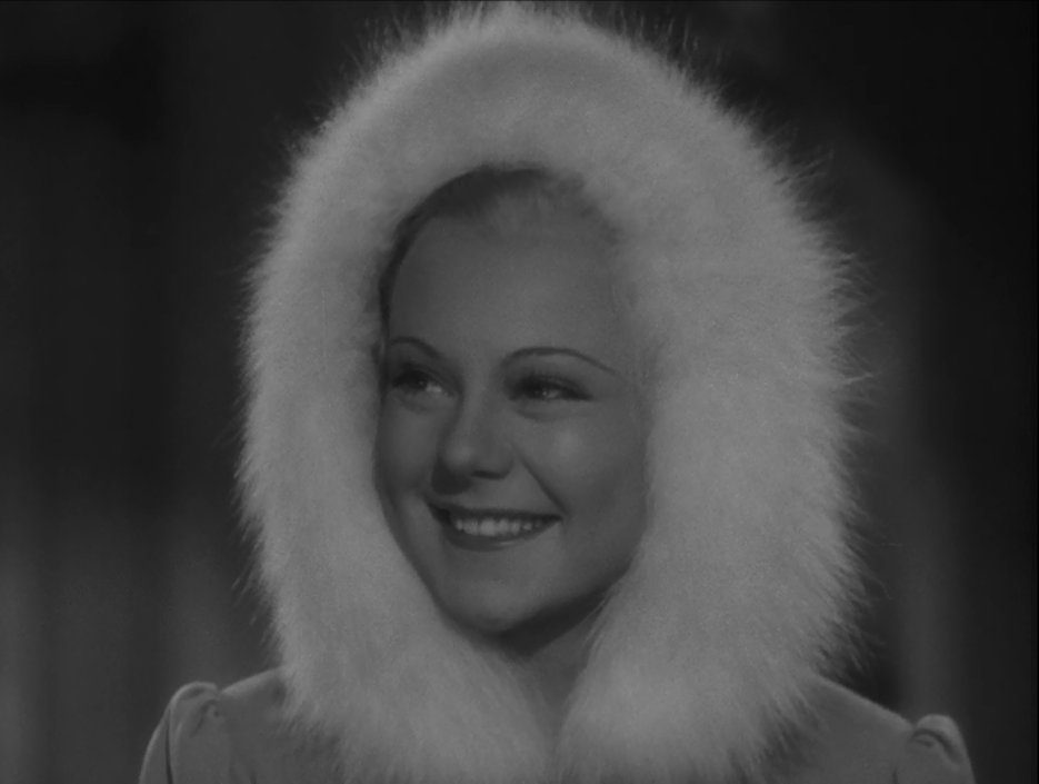 Sonja Henie in Thin Ice (1937)