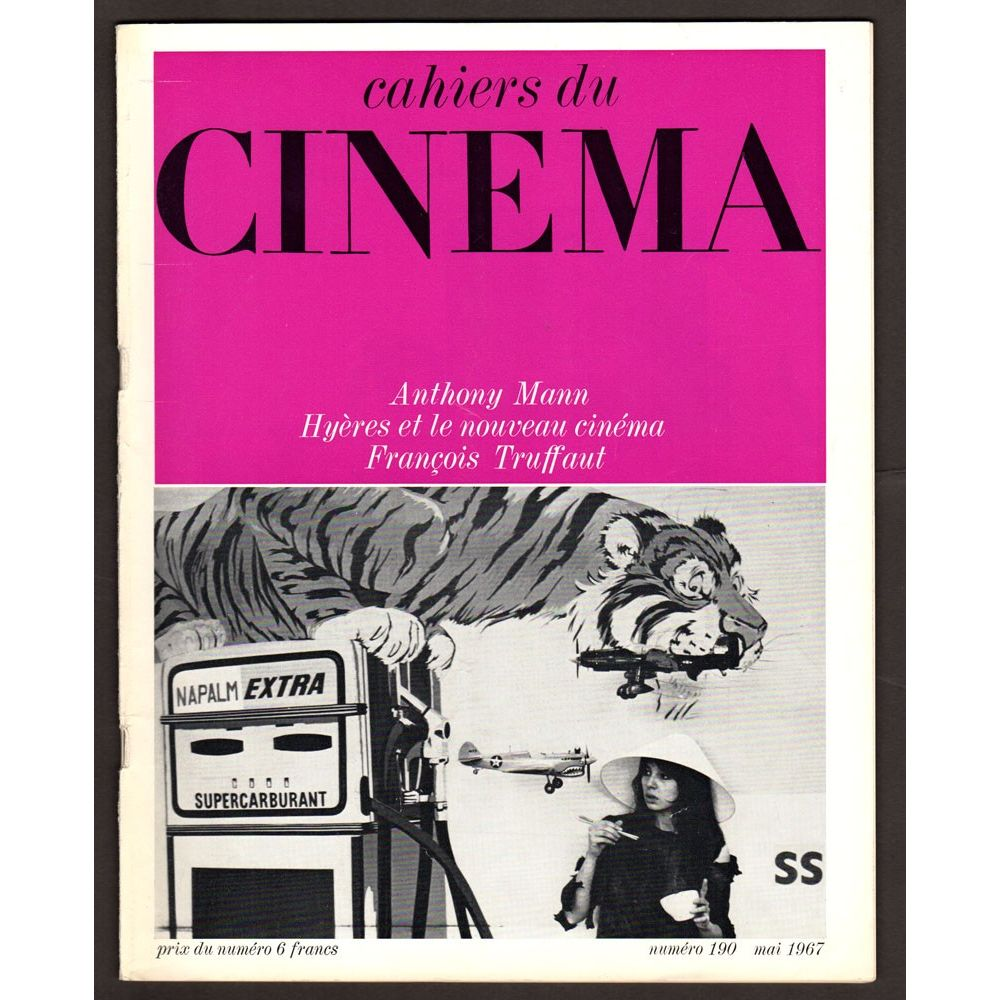 Cahiers du Cinema cover