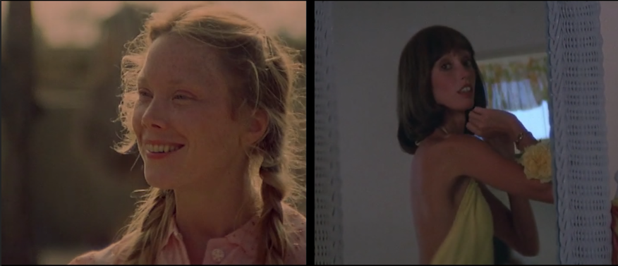 Sissy Spacek and Shelley Duvall in '3 Women'