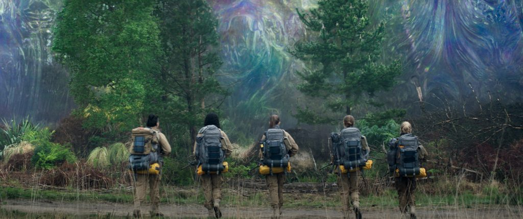 Still from Annihilation
