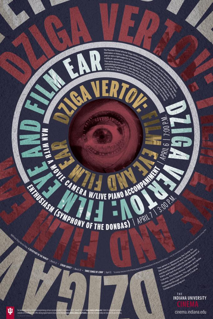 Dziga Vertov poster