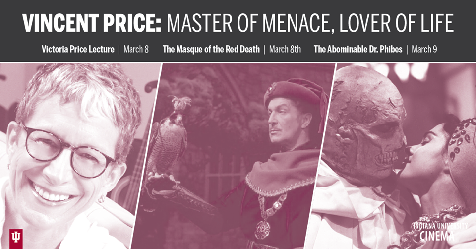 Vincent Price series poster