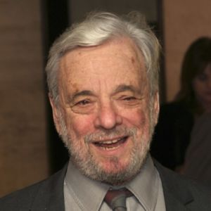 The man himself - Stephen Sondheim