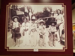An image featured in the Reel West exhibit