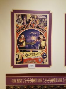 Poster from The Phantom Empire (1935)