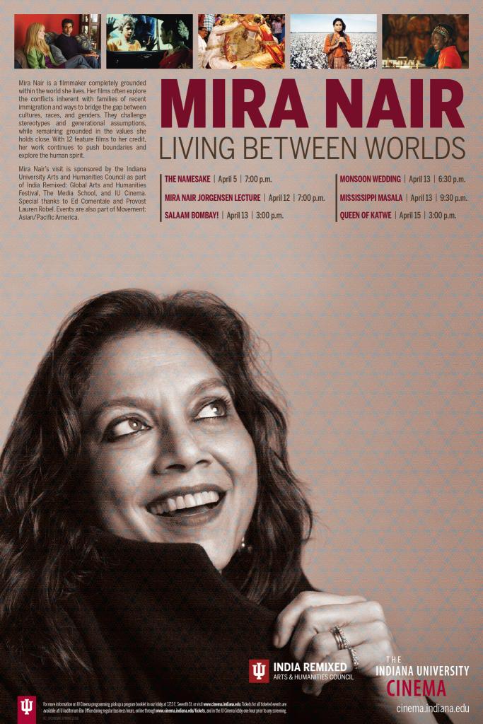 Mira Nair poster