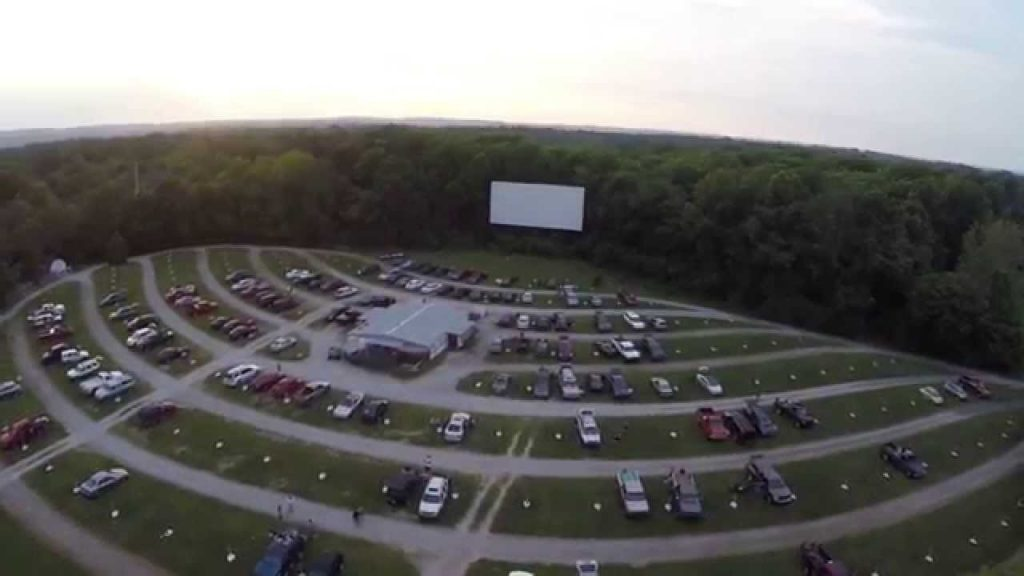 The Starlite Drive-In Theatre