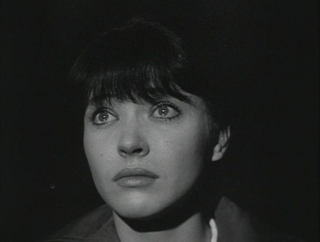 Anna Karina as Nan in Vivre Sa Vie