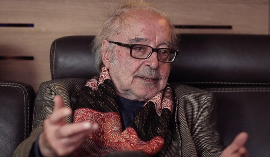 Godard in more recent years