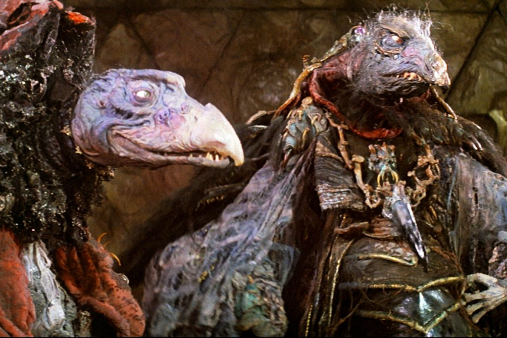 Skekis from The Dark Crystal (1982)