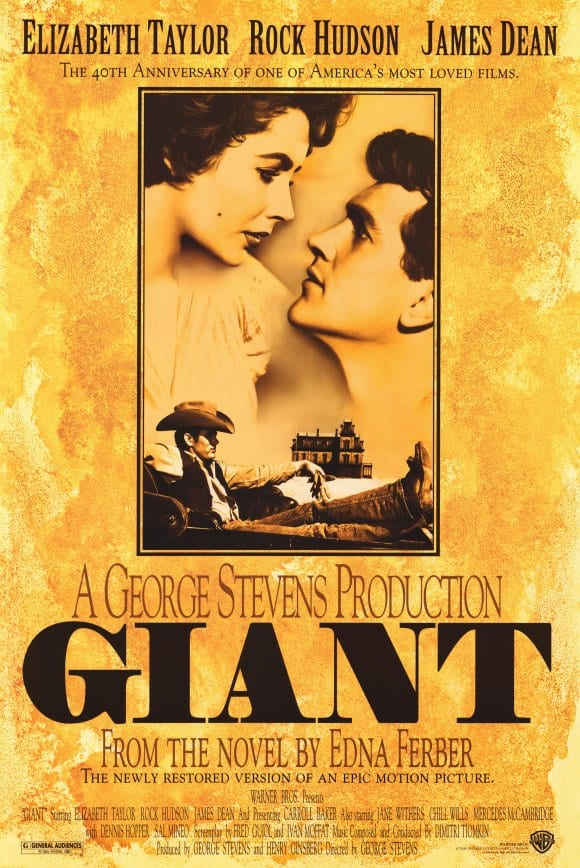 Poster of Giant (1956)