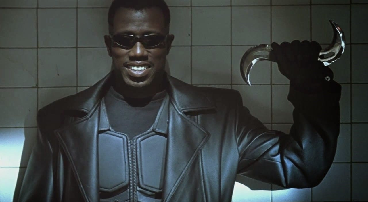 Wesley Snipes in Blade