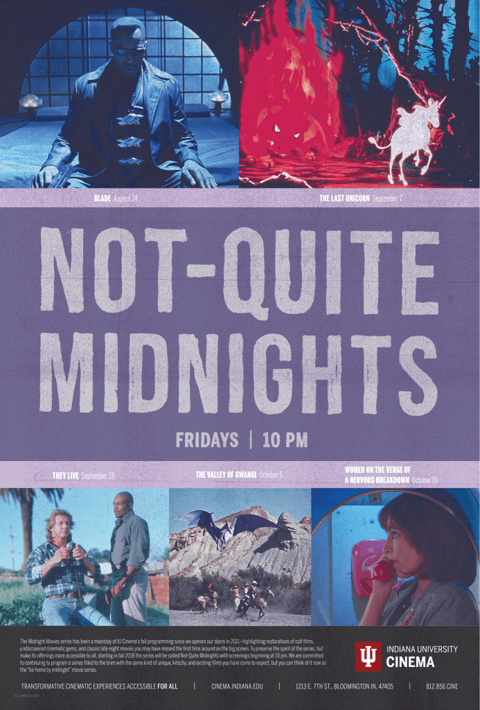 Not-Quite Midnights poster