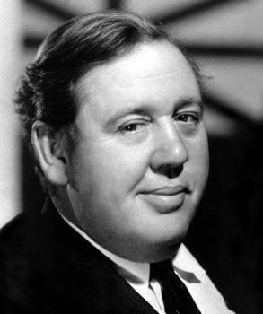 Charles Laughton - the director of The Night of the Hunter (1955)