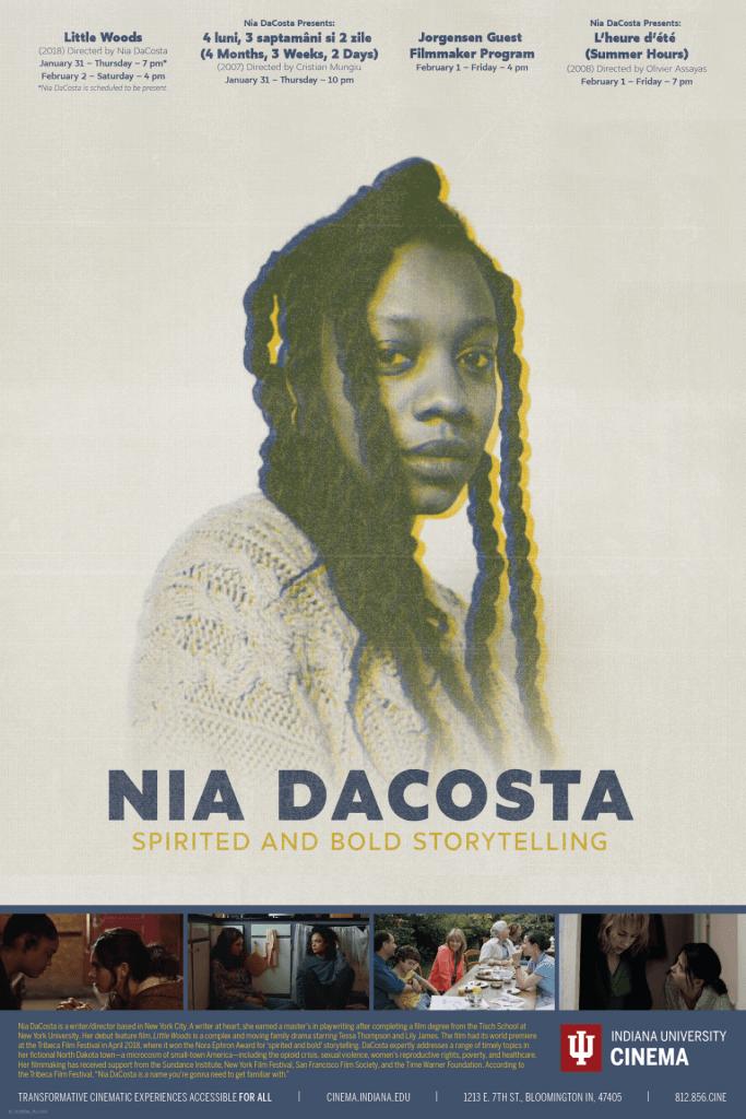 Nia DaCosta poster