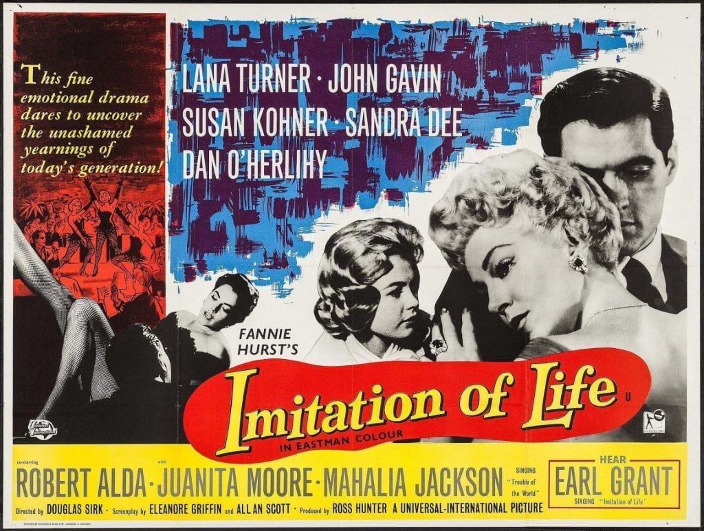 Lobby card for Imitation of Life