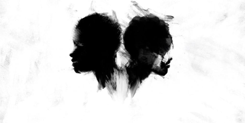 Artwork for Jordan Peele's Us