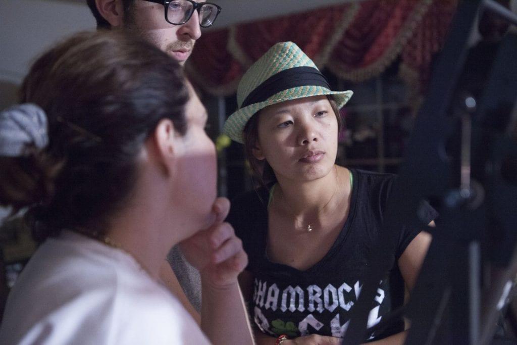 Filmmaker Caylee So