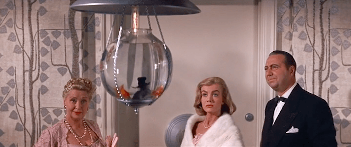 screenshot from Auntie Mame