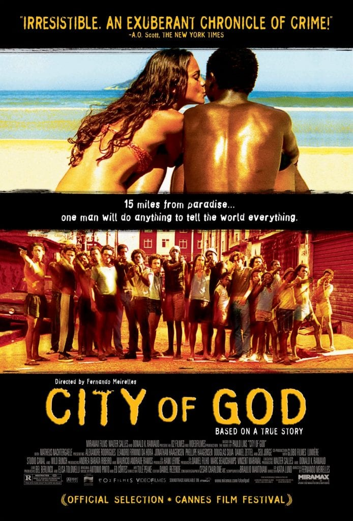 Poster for City of God (2002)