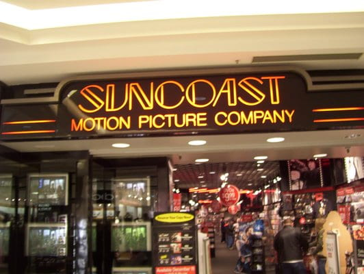 If you were a cinephile in the late 90's, you were probably shopping at Suncoast