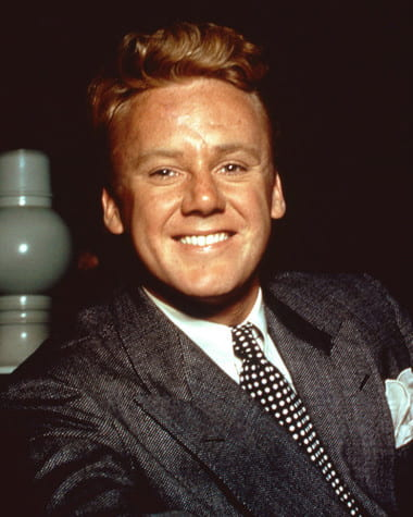 A publicity photo of Johnson