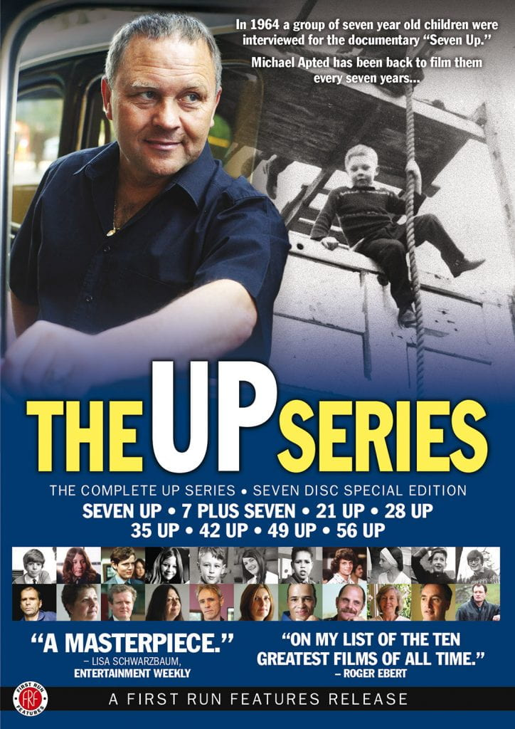 DVD box set of the first eight documentaries in the Up Series