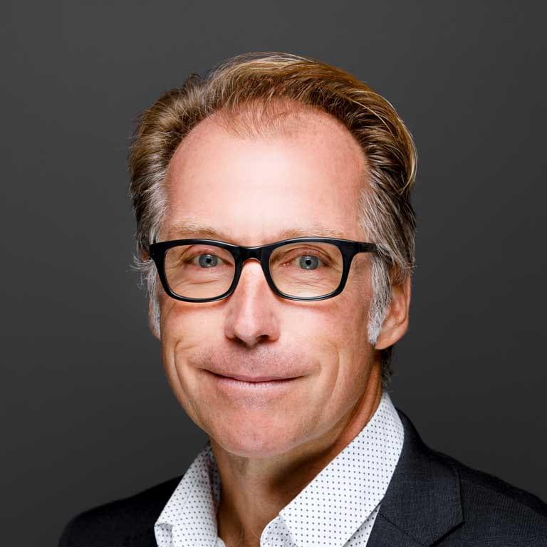 Founding director of Indiana University Cinema Jon Vickers