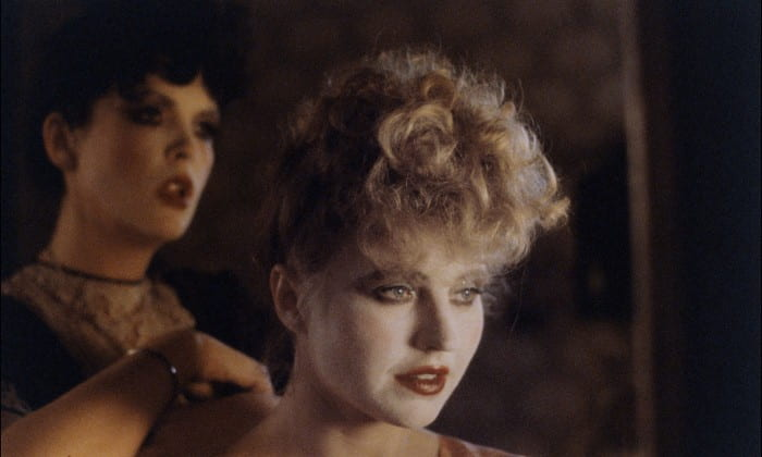 Hanna Schygulla as Maria Braun.