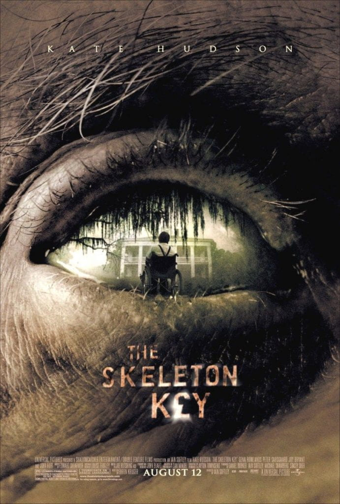Poster for The Skeleton Key