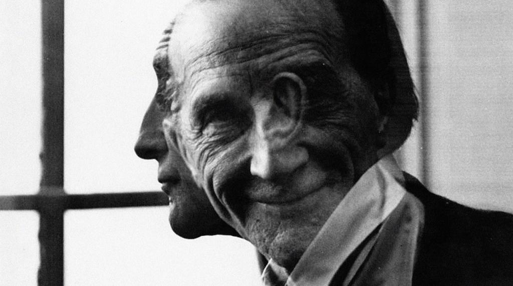 Artist Marcel Duchamp