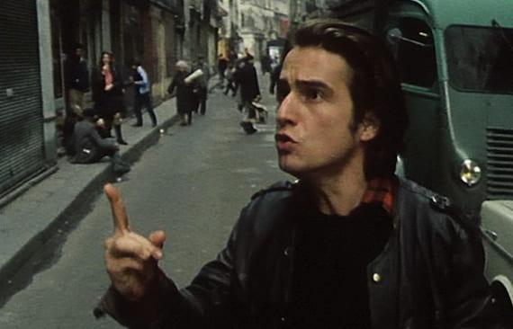 Jean-Pierre Léaud in Rivette's Out 1 (1971)