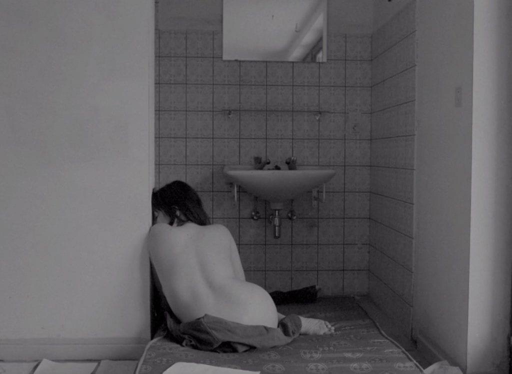 Akerman in Je, tu, il, elle (1974)