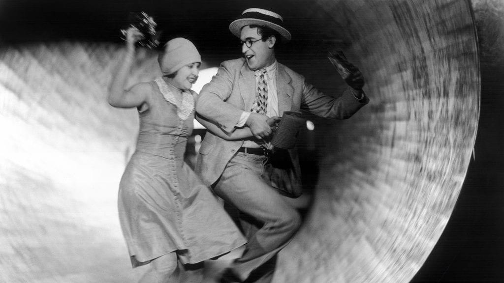 Lloyd and Ann Christy in Speedy