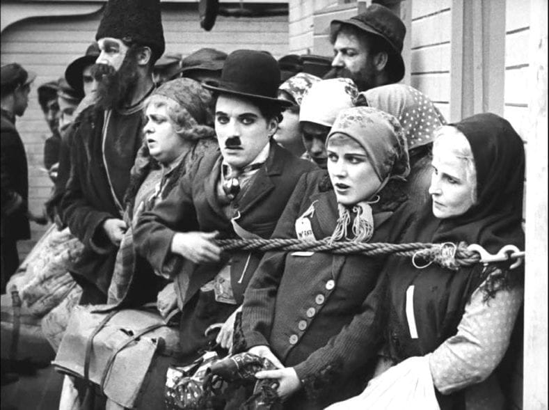 The Immigrant (1917), perhaps the finest of Chaplin's Mutual comedies