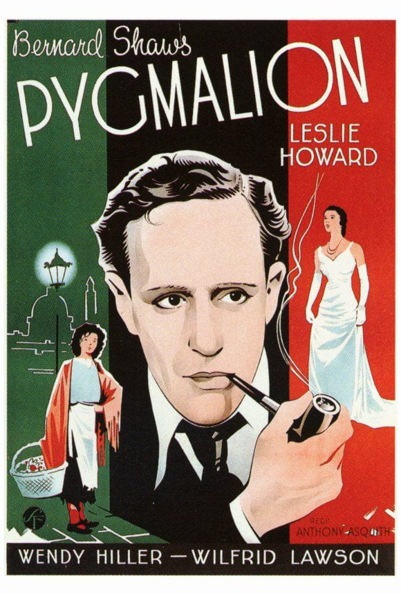 Poster for Pygmalion (1938)