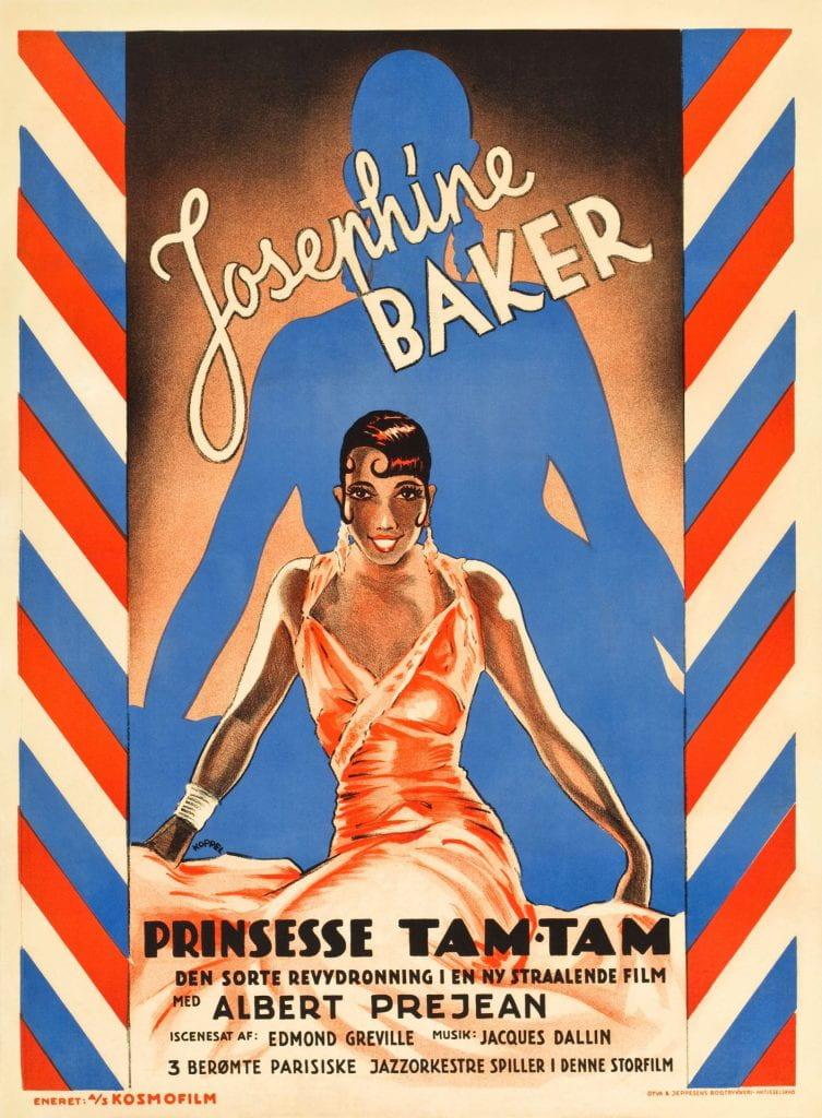 Princess Tam Tam poster
